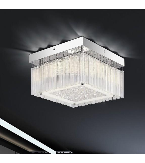 Plafoniera Marcella - 2451 Rabalux, LED, 18W, crom