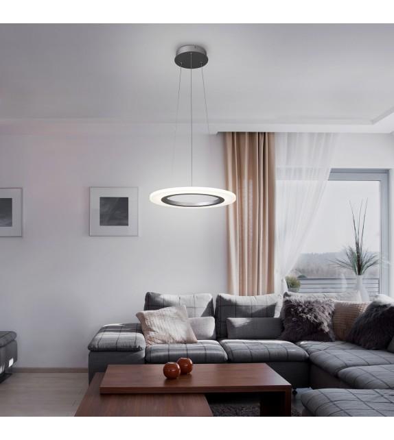Pendul Adrienne - 2428 Rabalux, LED 20W, argintiu