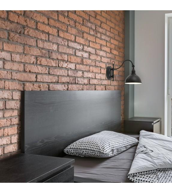 Aplica de perete Marc - 2273 Rabalux, E27, 1x25W, negru mat