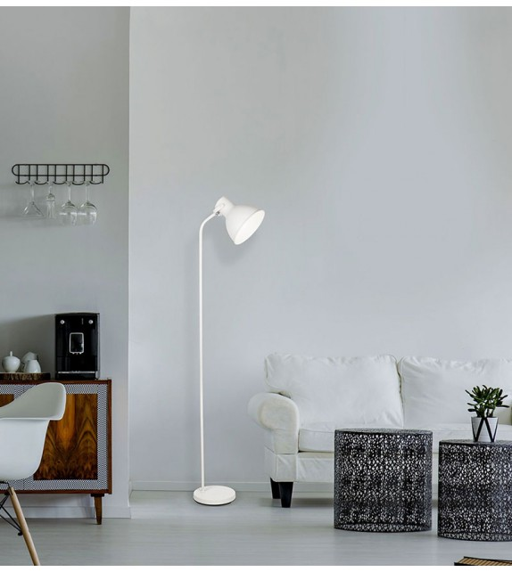 Lampadar minimalist DEREK 4328 Rabalux, E27, 1x25W, alb