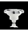 Bec LED GU10 - ES111 Ideal Lux, 13W, 950lm, 3000K, crom