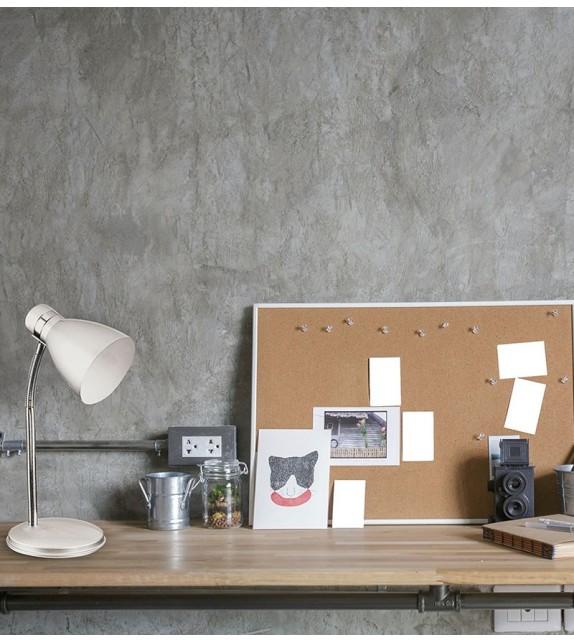 Lampa de birou PATRIC 4205 Rabalux, E14 40W, alb-crom