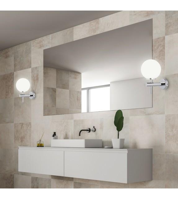 Aplica baie AVERY 3998 Rabalux, LED 6W, 550lm, metal-sticla, crom