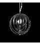 Pendul modern DISCO SP1, IDEAL LUX, D46cm, E27 60W, negru