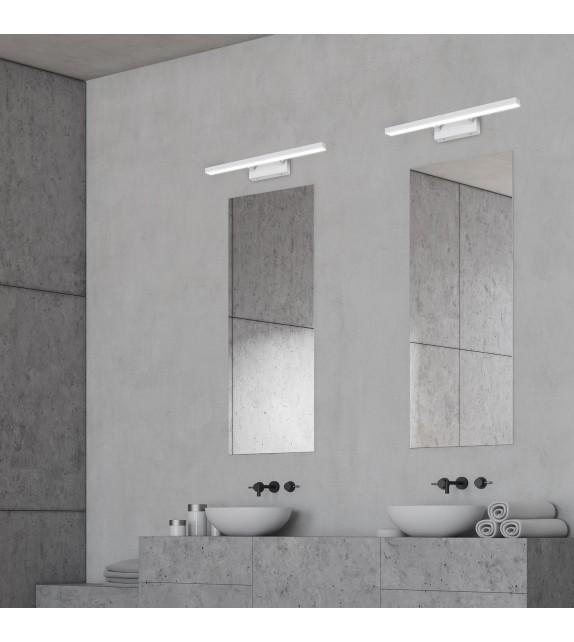 Aplica baie ANDREW 5782 Rabalux, LED 12W, 820lm, alb mat