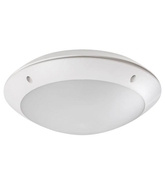 Plafoniera de exterior LENTIL LED 8555 Rabalux, cu senzor, 12W, 720lm, alb