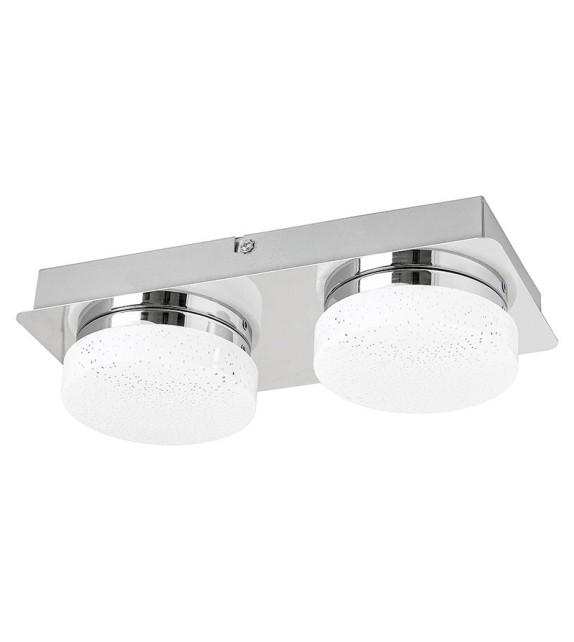 Plafoniera HILARY 5662 Rabalux, LED 10W, 800lm, crom