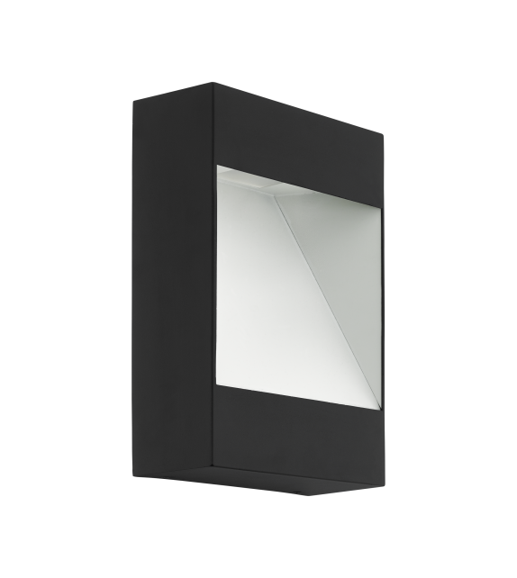 Aplica exterior EGLO 98095 MANFRIA, LED 10W, 830lm, antracit-alb