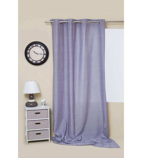 Draperie Chambrey Mendola Home Textiles, 140x245cm, mov
