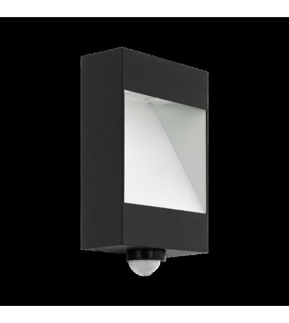 Aplica exterior cu senzor EGLO 98098 MANFRIA, LED 10W, 1000lm, antracit-alb