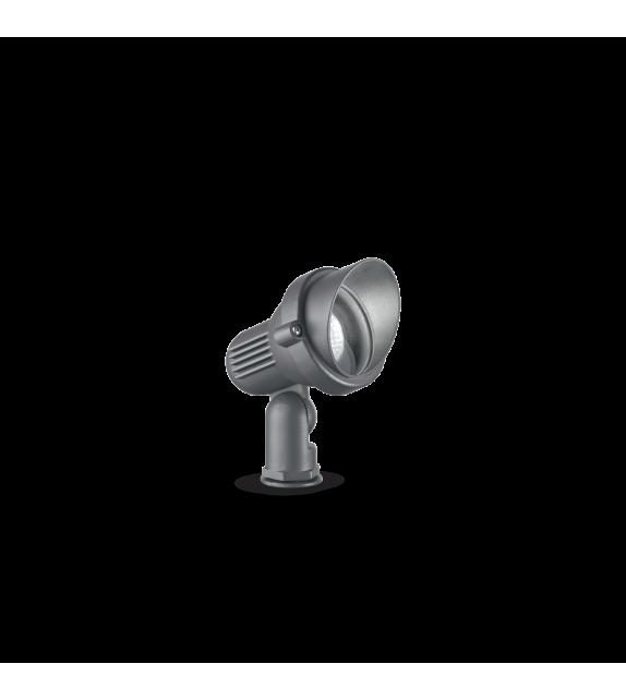 Proiector de gradina TERRA PT1 SMALL 033037 Ideal Lux, GU10 1x35W, IP65, antracit