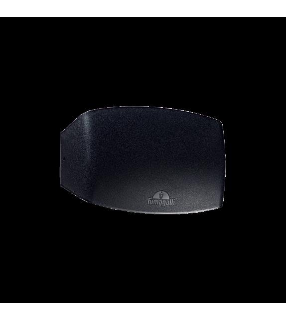 Aplica exterior ABRAM AP1 BIG NERO 221922 Ideal Lux, negru