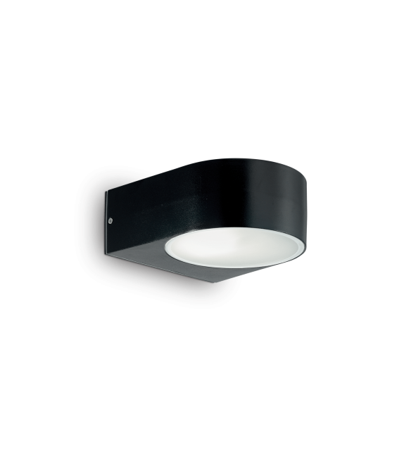 Aplica exterior IKO AP1 018539 Ideal Lux, negru