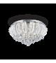 Plafoniera MOZART PL9 073613 Ideal Lux, crom