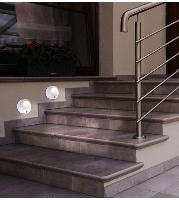 Aplica exterior cu senzor AMARILLO 7980 Rabalux, LED 1.5W, alb