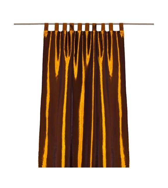 Draperie Tafta Royal Mendola Home Textiles, 140x245cm cu bride