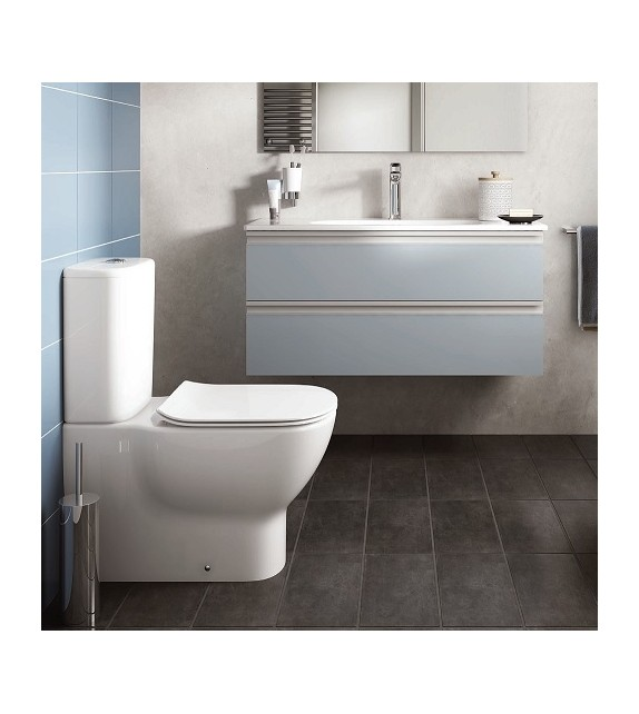 Vas WC stativ btw TESI AQUABLADE Ideal Standard + Rezervor + Capac TESI softclose