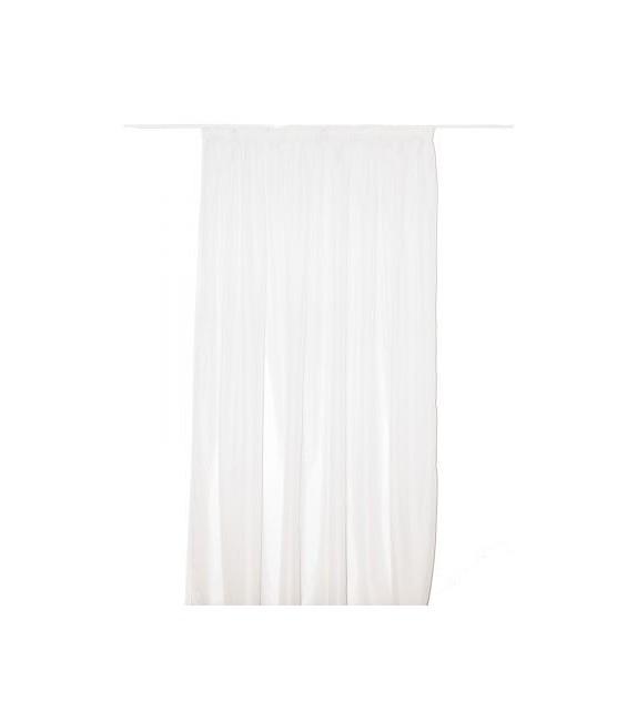 Perdea simpla voal Mendola Home Textiles, 300x245cm cu rejansa