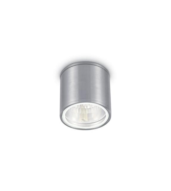 Spot modern de exterior GUN PL1 163642 Ideal Lux, aluminiu