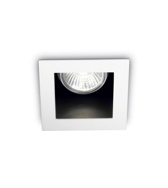 Spot incastrat FUNKY 083230 Ideal Lux, alb
