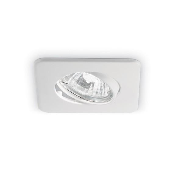 Spot incastrat LOUNGE 138978 Ideal Lux, alb