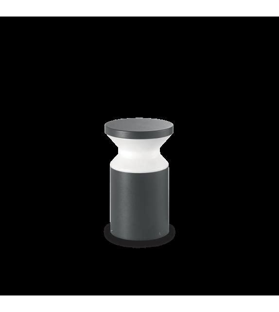 Stalp pitic de exterior TORRE PT1 SMALL 158891 Ideal Lux, antracit