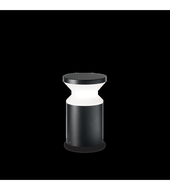 Stalp pitic de exterior TORRE PT1 SMALL 186979 Ideal Lux, negru