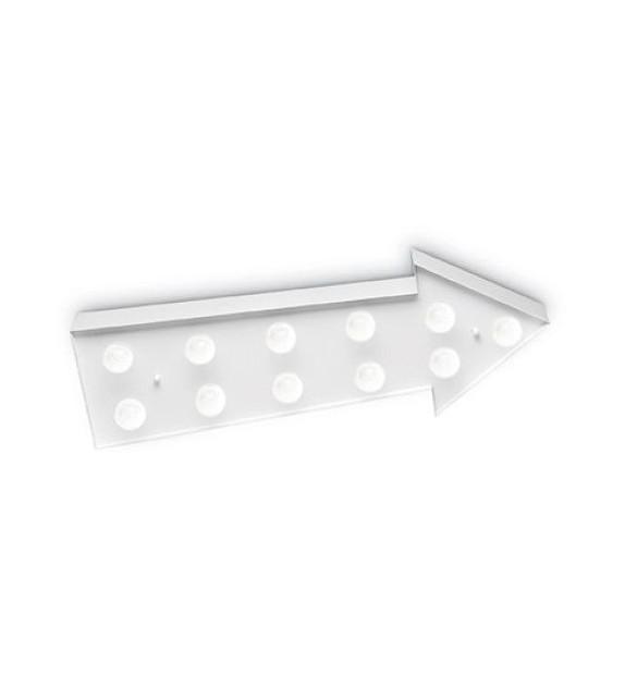 Aplica de perete CIRCUS-1 AP11 153513 Ideal Lux, alb