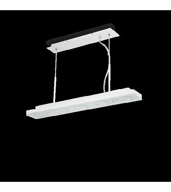 Lustra moderna CONCORDE SP5 160023 Ideal Lux, alb