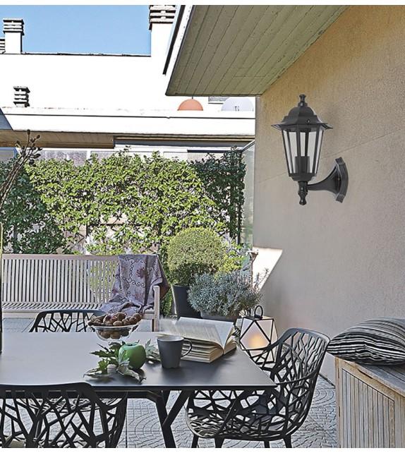 Aplica de exterior Velence - 8204 Rabalux, E27, 1x60W, negru