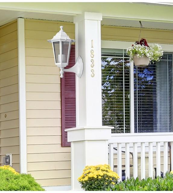 Aplica de exterior Velence - 8203 Rabalux, E27, 1x60W, alb