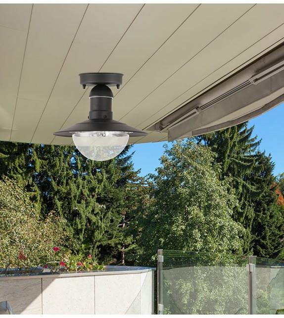 Plafoniera exterior Oslo - 8716 Rabalux, E27, 1x60W, negru