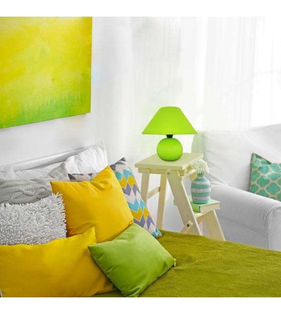 Veioza Ariel 4907 Rabalux, E14, 1x40W, verde