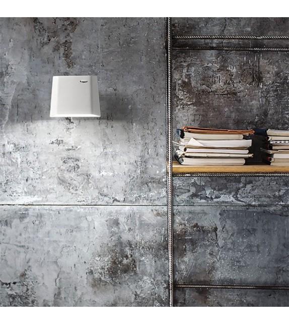 Aplica de perete HELLEN AP1 176628 Ideal Lux, LED 6W, 470lm, alb