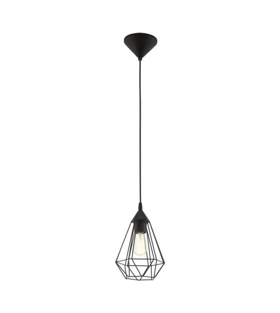 Pendul Tarbes - 94187 Eglo, stil scandinav, negru