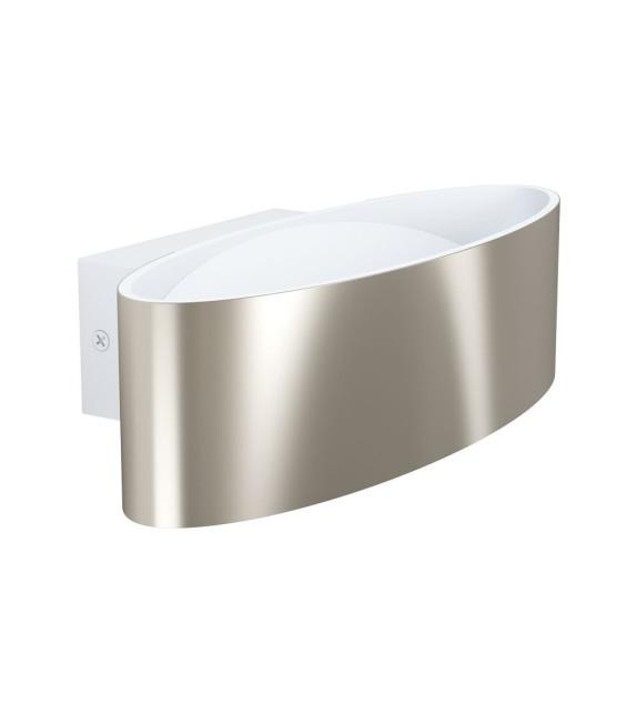 Aplica MACCACARI 98543 Eglo, LED Samsung, 1100lm, alb-nichel