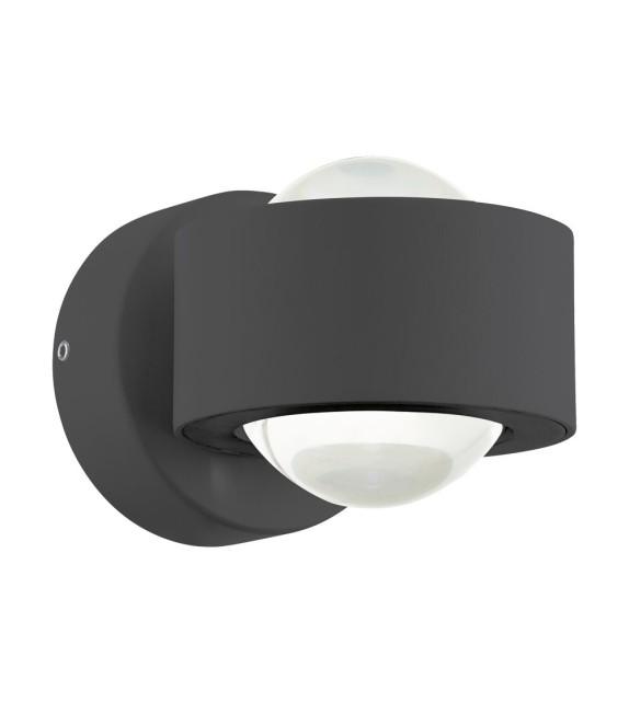 Aplica ONO 2 96049 Eglo, LED 5W, 460lm, negru