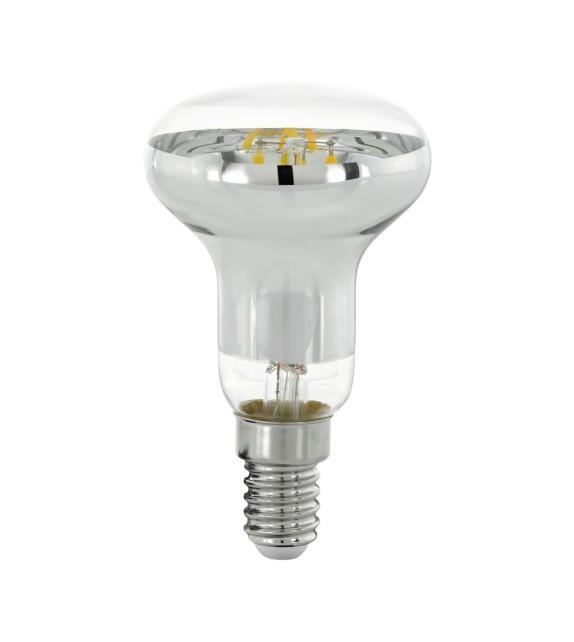 Bec E14 LED R50 CLEAR 11764 Eglo, 4W, 340lm, 2700K, dimabil