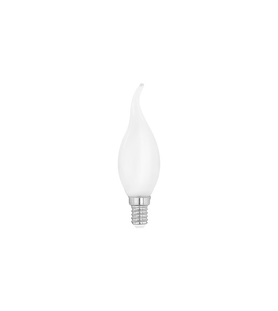 Bec E14 LED CF35 MILKY 11603 Eglo, 4W, 470lm, 2700K