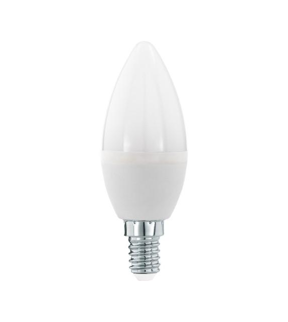 Bec E14 LED C37 TOP CLASS 11643 Eglo, 5.5W, 470lm, 3000K