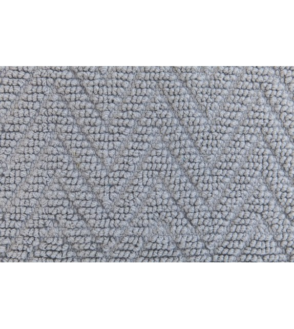 Covoras baie Jacquard Mendola Wellness, 50x80cm, gri