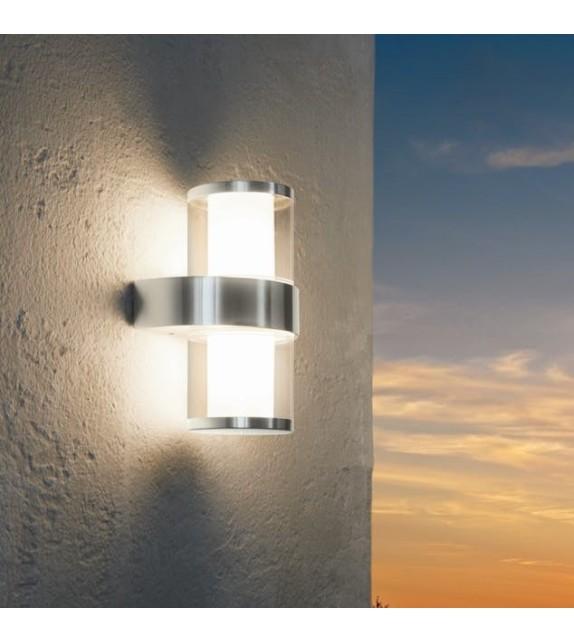 Aplica exterior BEVERLY - 94799 Eglo, LED 2x3.7W, 560lm, otel inoxidabil