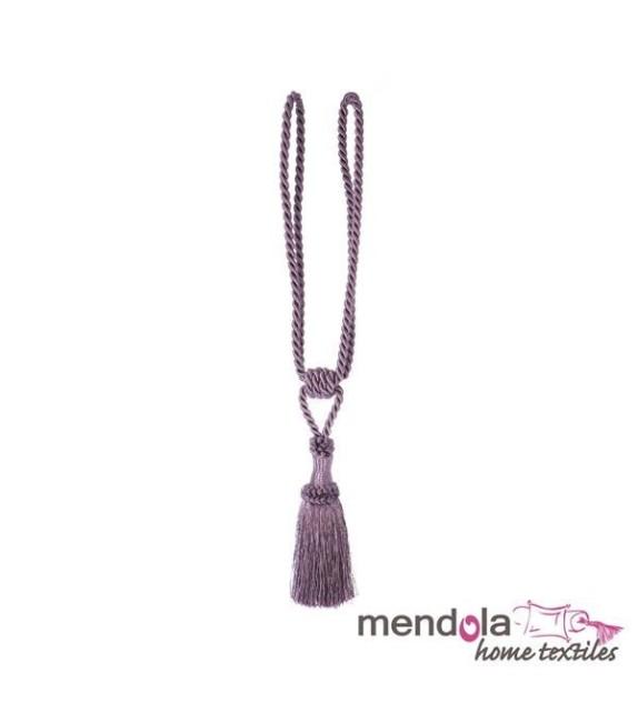Ciucure draperie Mendola Home Textiles, 8,5/41cm, mov