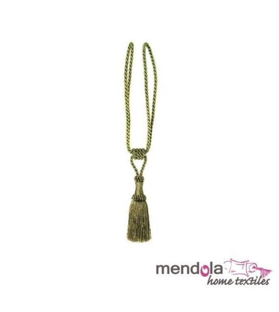 Ciucure draperie Mendola Home Textiles, 8,5/41cm, verde