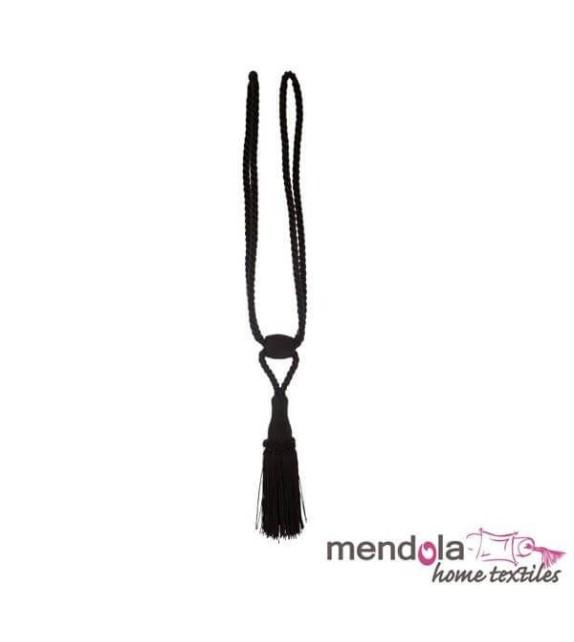 Ciucure draperie Mendola Home Textiles, 10/56cm, maro