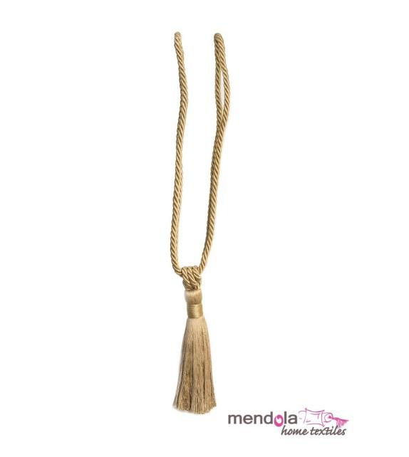 Ciucure draperie Mendola Home Textiles, 20/36cm, canepa