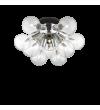 Plafoniera DEA SP10 074740 IDEAL LUX, crom