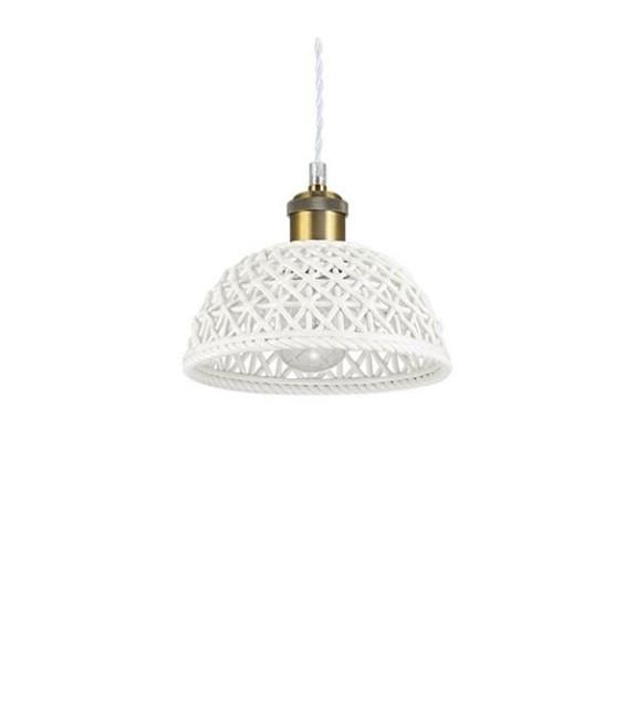 Pendul LUGANO SP1 D20 206844 Ideal Lux, alb