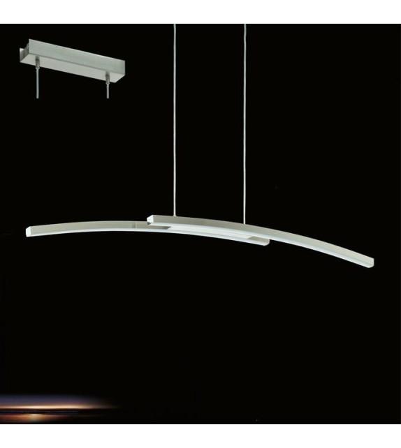 Lustra inteligenta FRAIOLI-C 97911 Eglo Connect, LED RGB+TW 2X17W, 4600lm