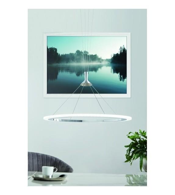 Lustra inteligenta HORNITOS-C 98427 Eglo Connect, LED RGB+TW 37W, 4000lm